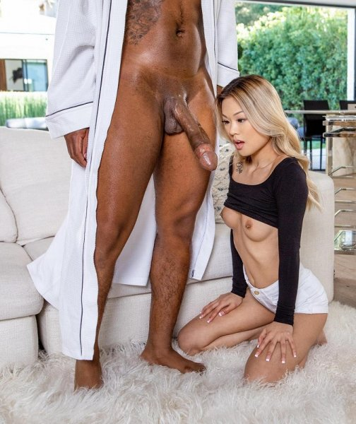 Teen Uses Dildo First Time